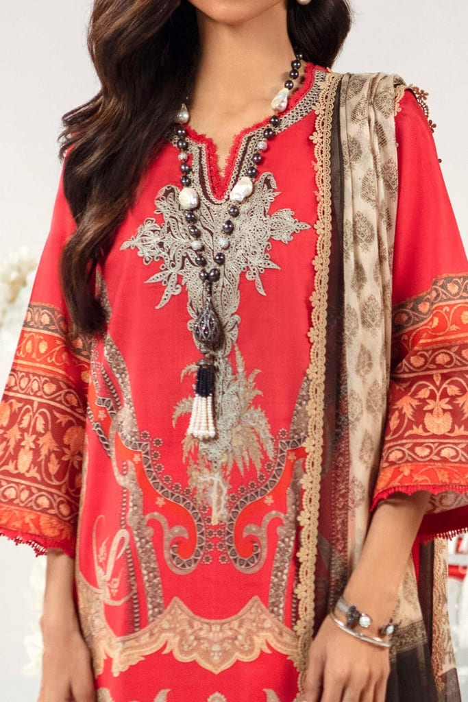SANA SAFINAZ | MAHAY SUMMER'21 Collection | H211-001B-CI