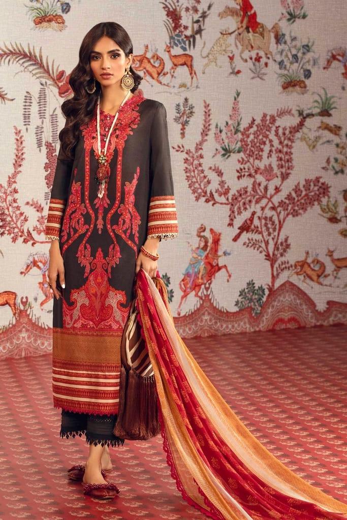 SANA SAFINAZ | MAHAY SUMMER'21 Collection | H211-005A-I
