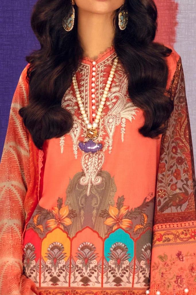 SANA SAFINAZ | MAHAY SUMMER'21 Collection | H211-006A-CI