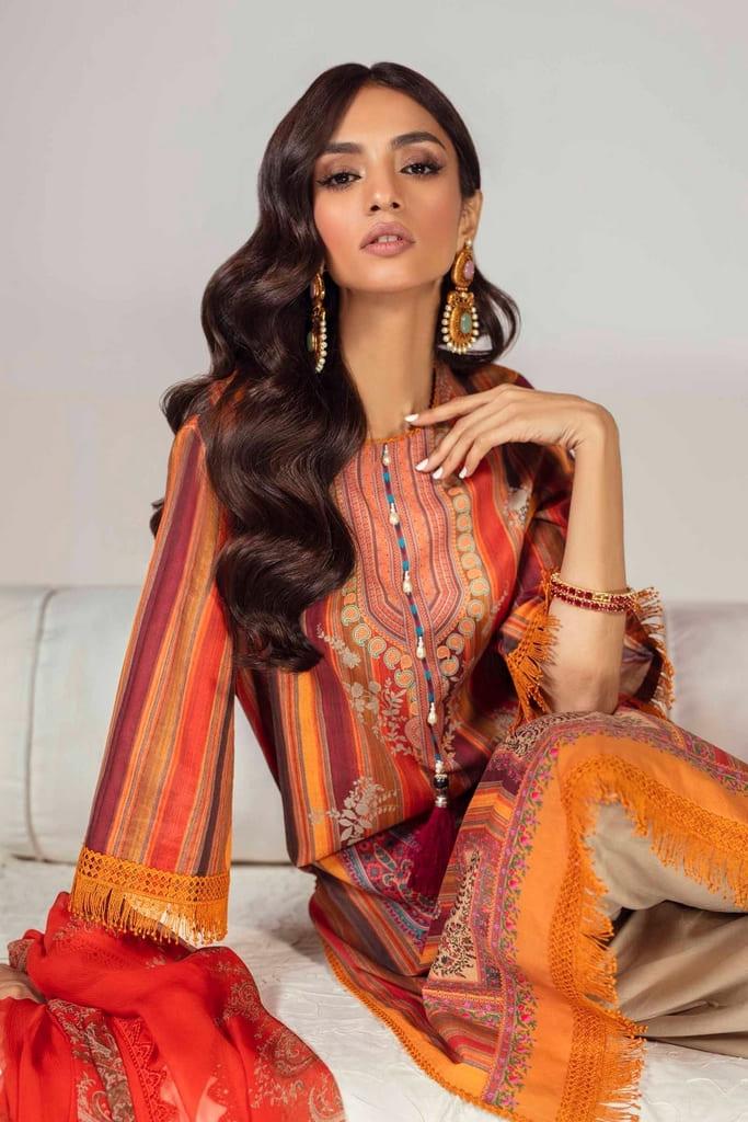 SANA SAFINAZ | MAHAY SUMMER'21 Collection | H211-008A-I