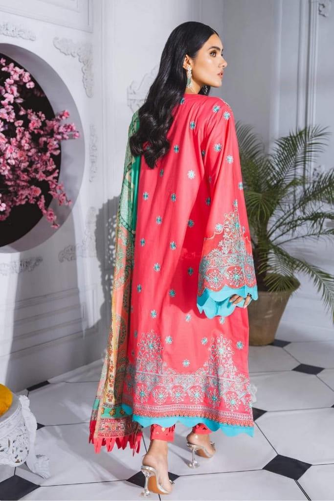 MARYUM N MARIA | FORMAL DRESS | Pink Time (ML-205)