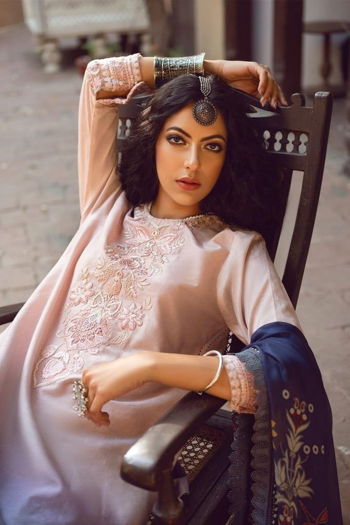 SHIZA HASSAN | KINAAR LAWN Collection'21 | MEHERSA