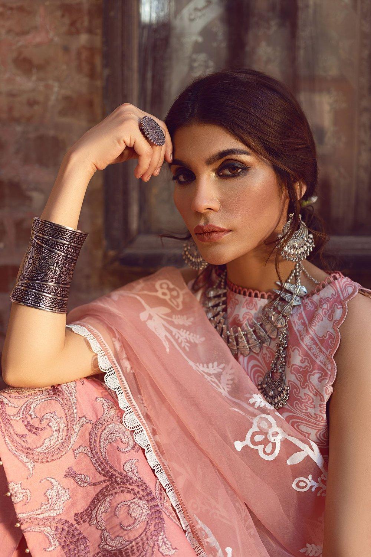 SHIZA HASSAN | KINAAR LAWN Collection'21 | NEHAL