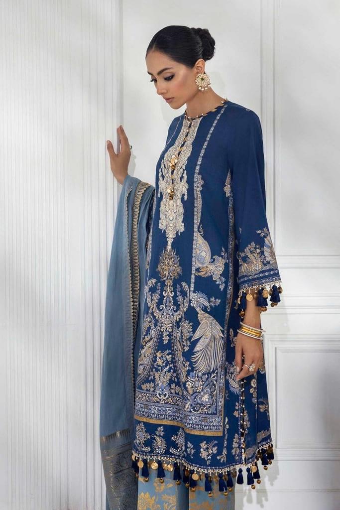 SANA SAFINAZ | KURNOOL Collection'21 | B211-001A-CU