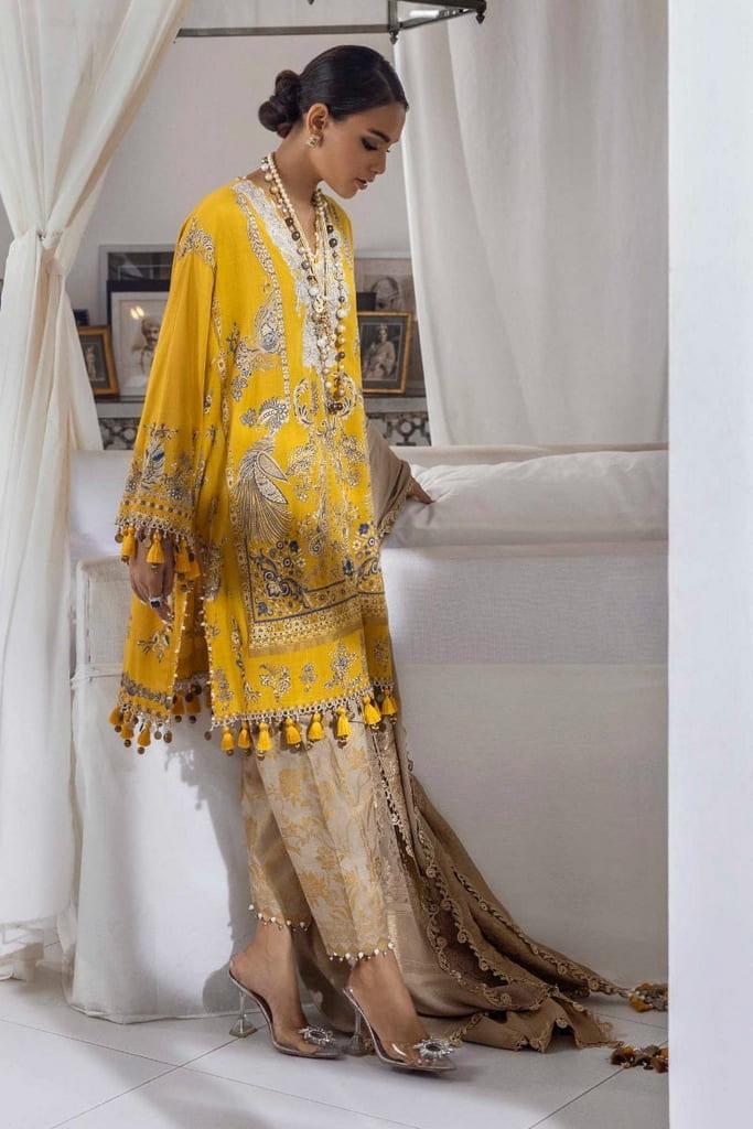 SANA SAFINAZ | KURNOOL Collection'21 | B211-001B-CU