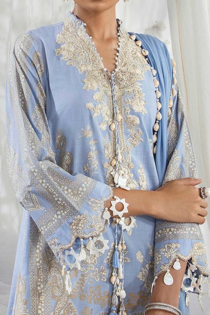 SANA SAFINAZ | KURNOOL Collection'21 | B211-002B-CU