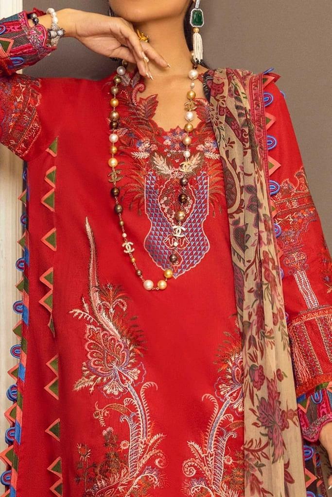 SANA SAFINAZ   MUZLIN SUMMER'21 Collection   M213-006A-AJ