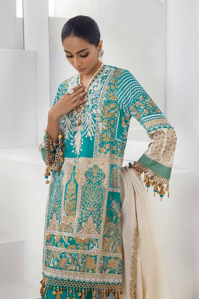 SANA SAFINAZ | KURNOOL Collection'21 | B211-006A-CU