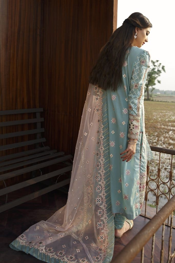 QALAMKAR | LUXURY FESTIVE Collection'21 | FX-09
