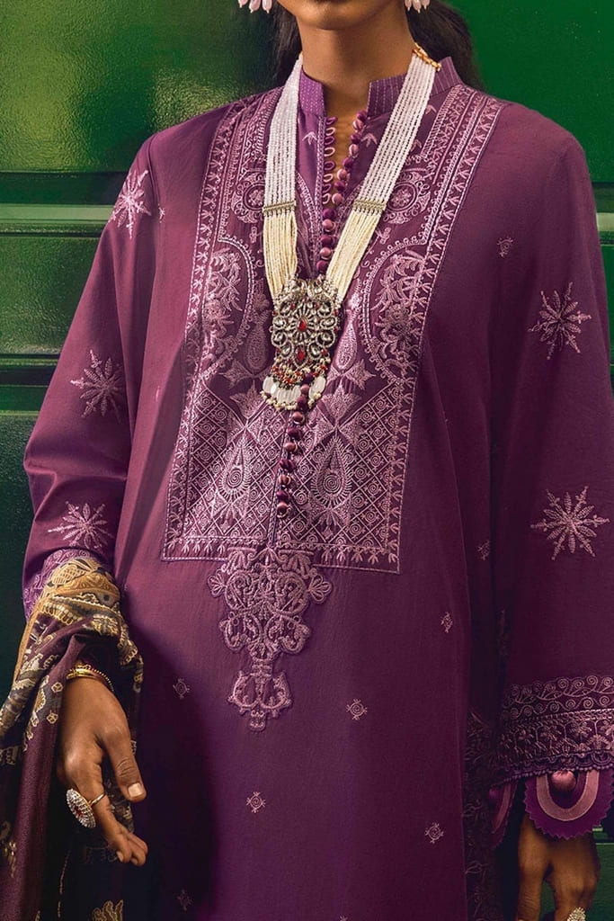 SANA SAFINAZ | MUZLIN SUMMER'21 Collection | M213-008B-CT