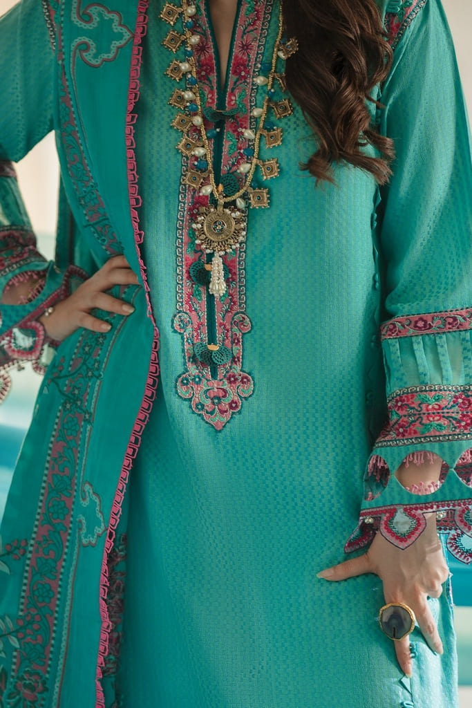 REPUBLIC | NIGHAT LAWN Collection'21 | D7