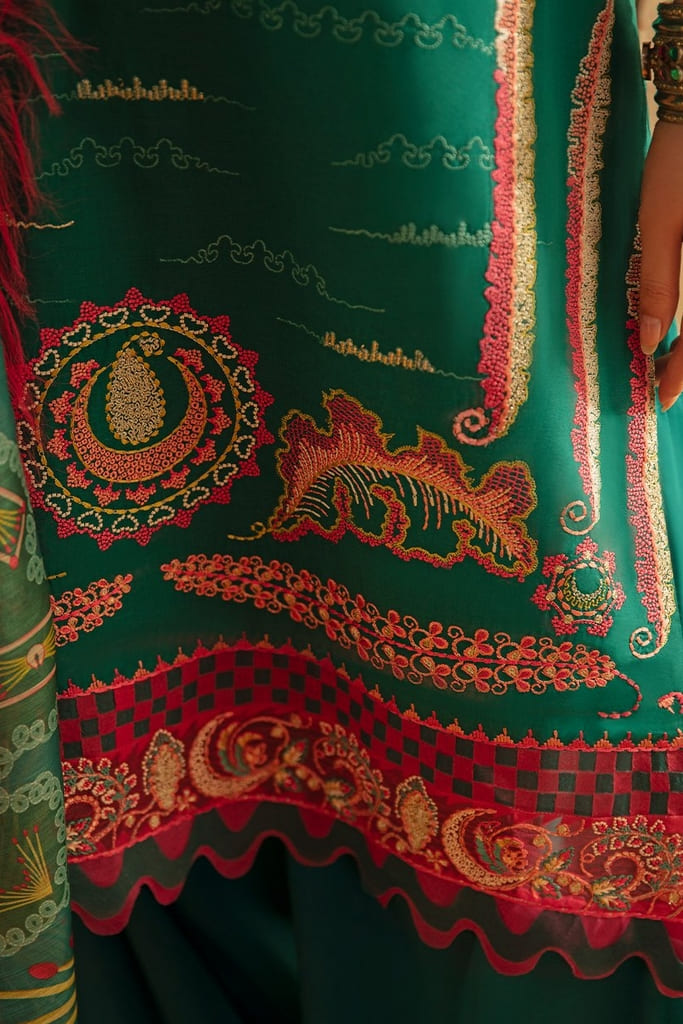 REPUBLIC   NIGHAT LAWN Collection'21   D1