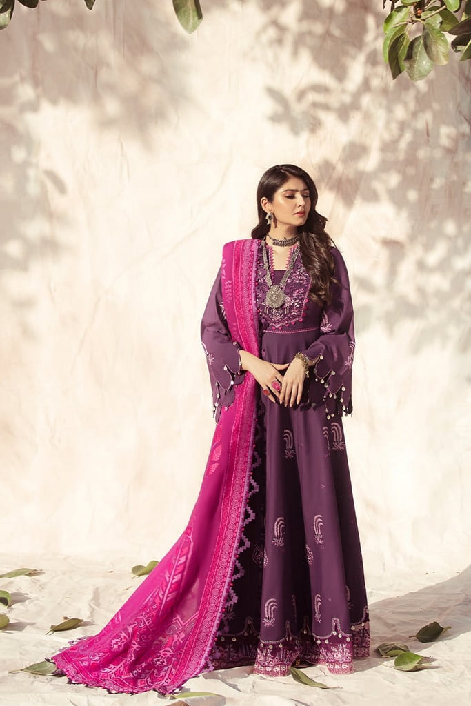 REPUBLIC | NIGHAT LAWN Collection'21 | D5