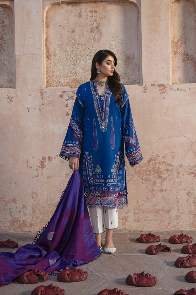 REPUBLIC | NIGHAT LAWN Collection'21 | D2