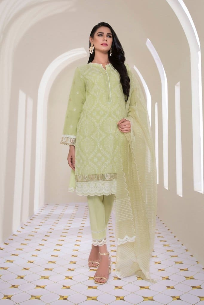 SAPPHIRE | LAWN Collection'20 | AMBER