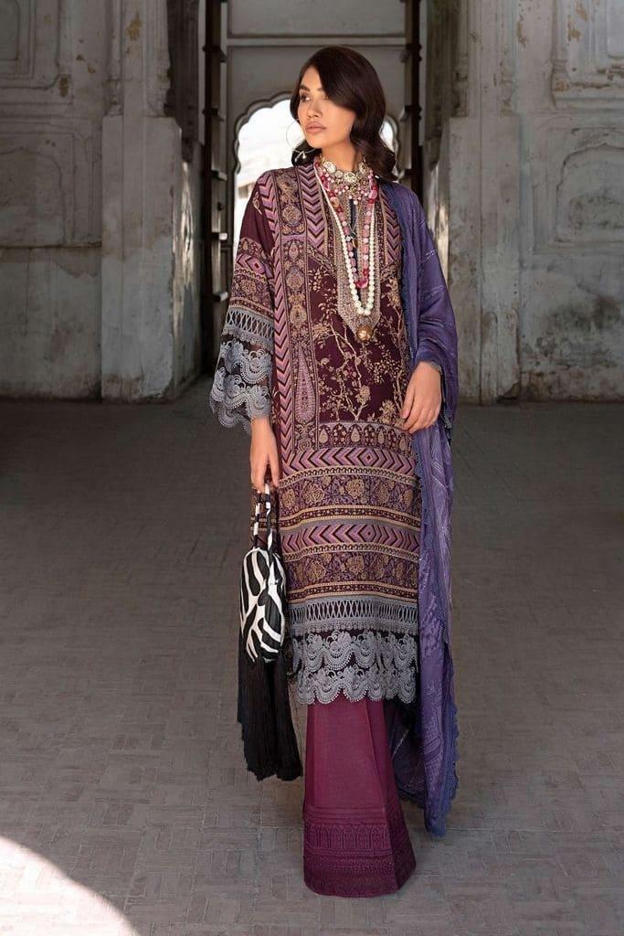 SANA SAFINAZ | MAHAY WINTER Collection'20 | 9B-BG