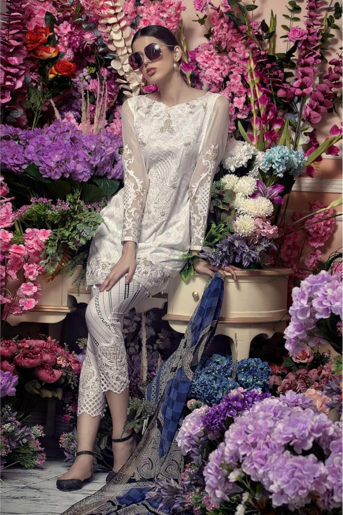 MARWAT TEXTILES | AARYA LAWN Summer Collection'19 | ARD-302-A