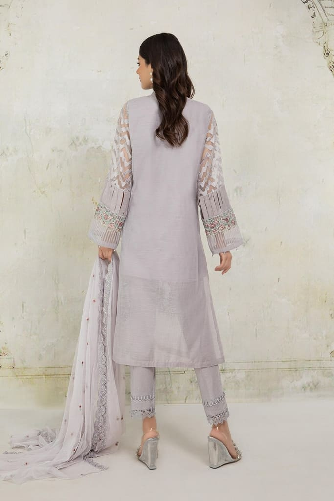 MARIA B   READY TO WEAR CASUAL Collection   Suit Lilac DW-EA21-12