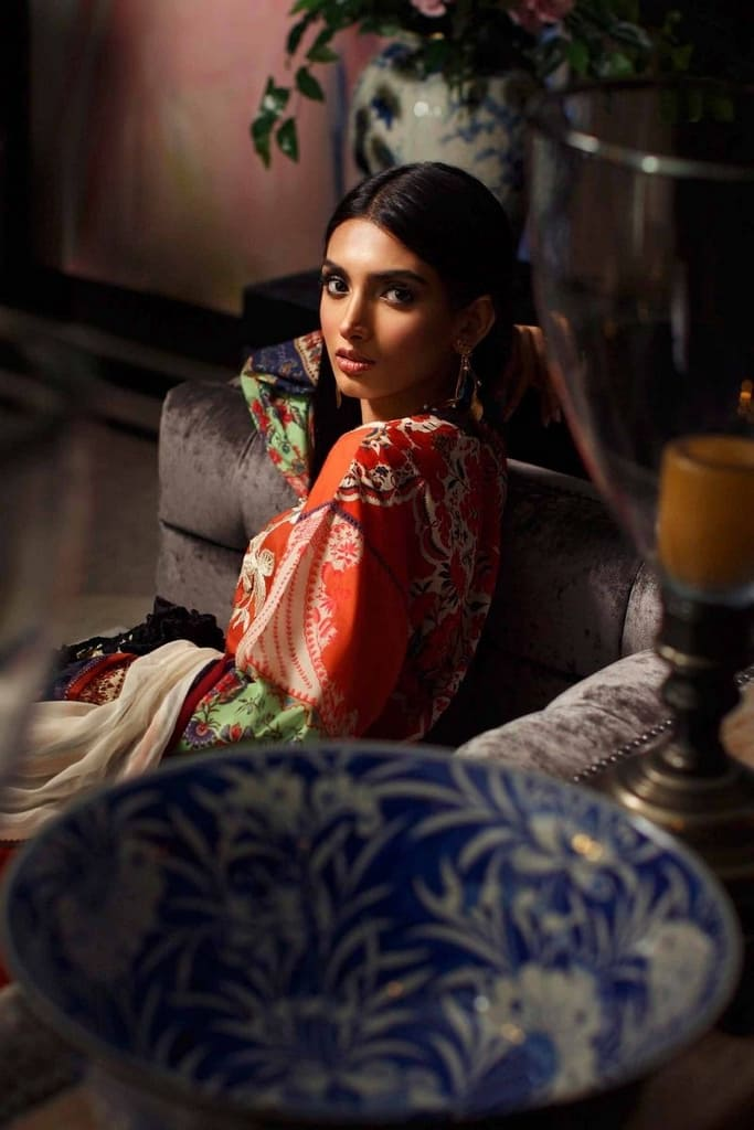 SANA SAFINAZ | MAHAY LAWN Collection'20 | 16B-Ci