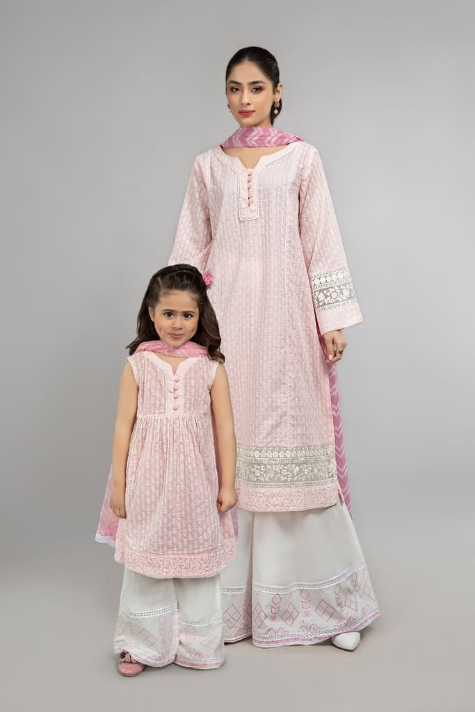 MARIA B | KIDS Collection | Suit Pink MKD-SS21-06