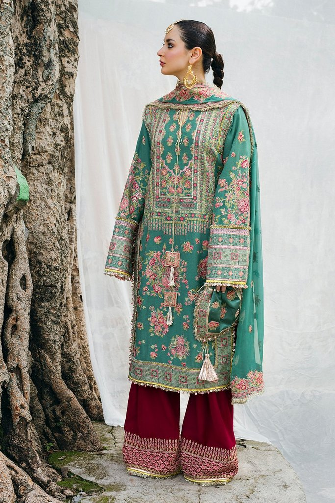 HUSSAIN REHAR | RUMLI KARANDI FORMAL Collection | ZANKAI