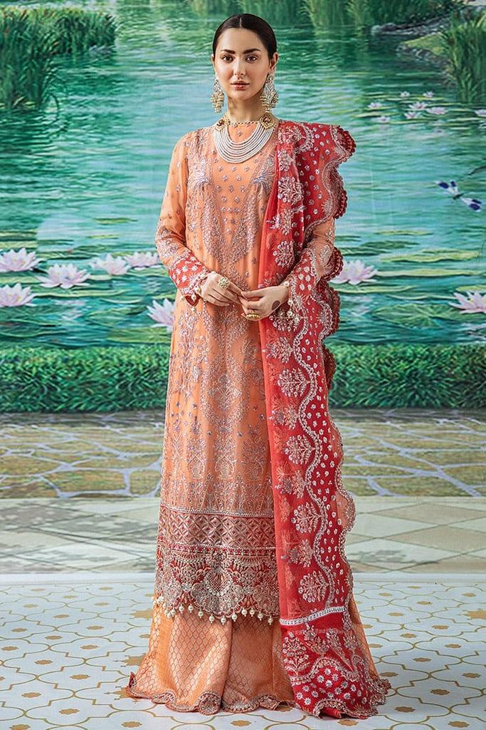 AFROZEH | SHEHNAI WEDDING Collection'21 | TABASSUM-06