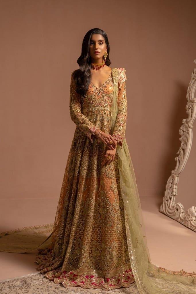 MARYUM N MARIA | BRIDAL DRESSES | Centaur (E-05)