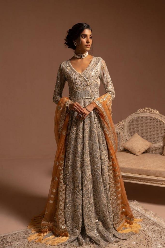 MARYUM N MARIA | BRIDAL DRESSES | Cruller Leh (E-03)