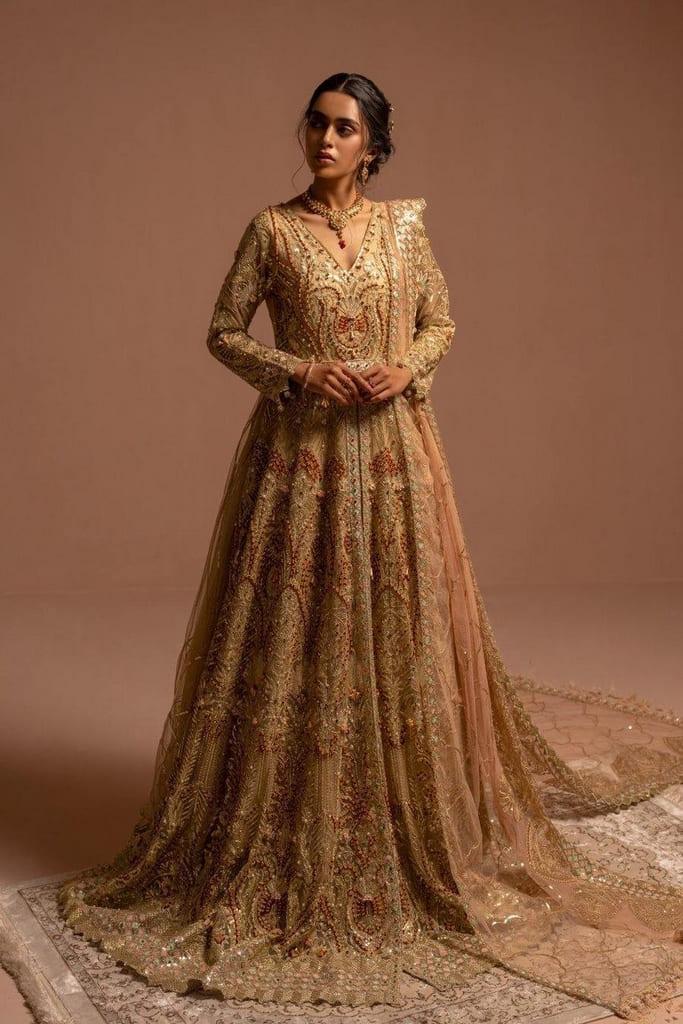 MARYUM N MARIA | BRIDAL DRESSES | Dusk Glam (E-02)