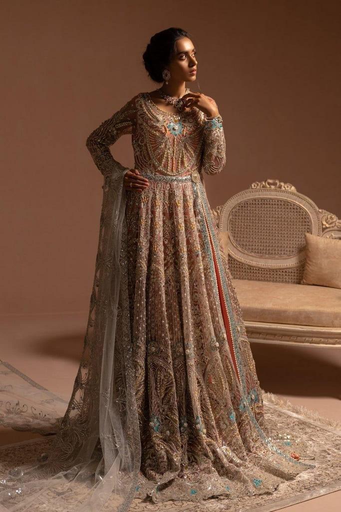 MARYUM N MARIA | BRIDAL DRESSES | Myjest Pearls (E-04)