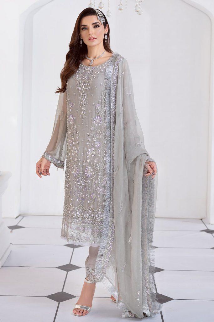 MEERAL | ASHNA CHIFFON Collection'21 | 03- ALYA