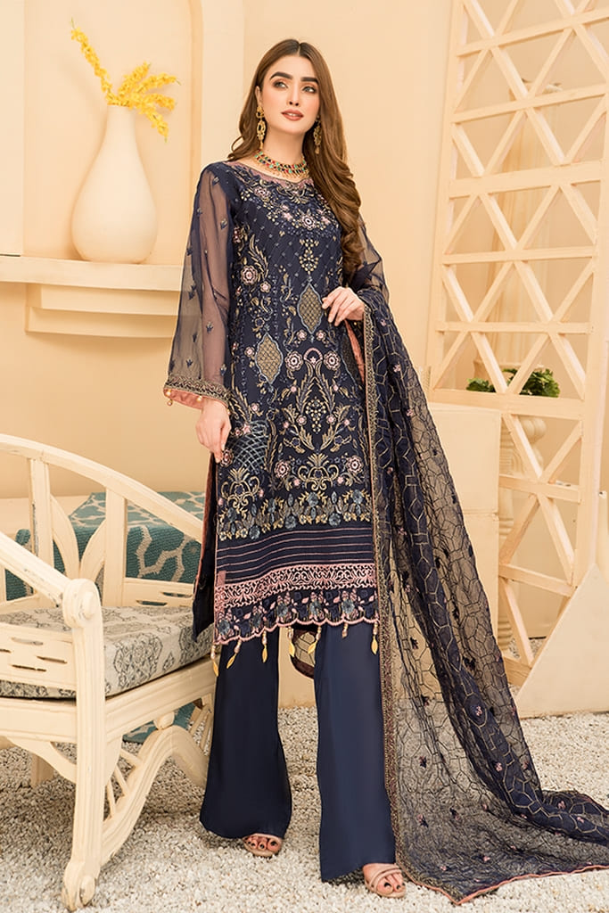 MARYAM'S | EMPEROUS VOL 8 COLLECTION | EM-09 Prussian Blue