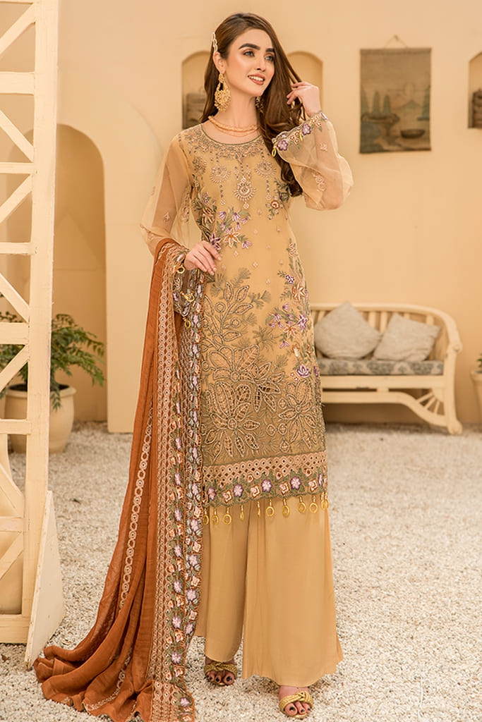MARYAM'S | EMPEROUS VOL 8 COLLECTION | EM-07 Tuscany Royal