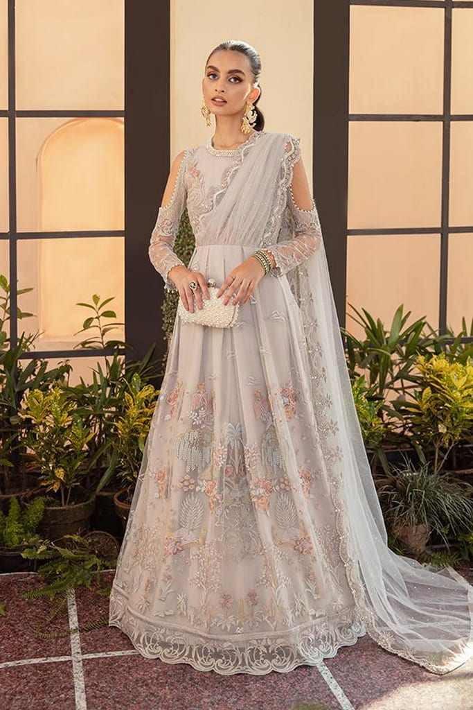 IMROZIA | SOIREE FORMAL Collection'21 | S-1039 Lustrous