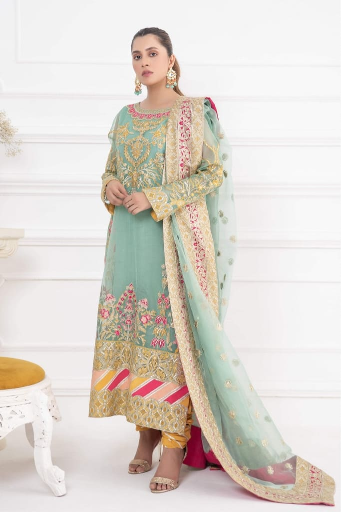 MARYUM N MARIA | READY TO WEAR FORMAL Collection | Mp-104