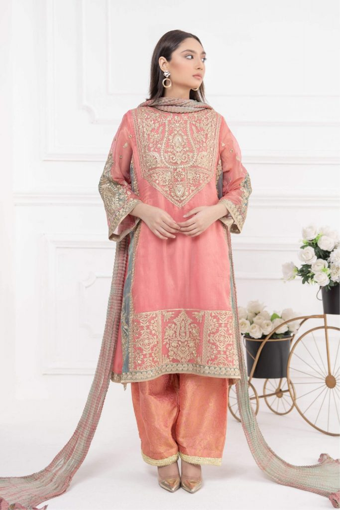 MARYUM N MARIA | READY TO WEAR FORMAL Collection | Mp-106