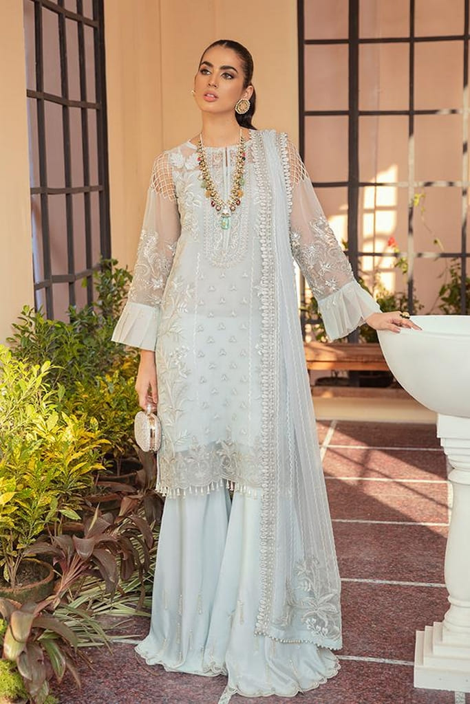 IMROZIA | SOIREE FORMAL Collection'21 | S-1033 Moon Light