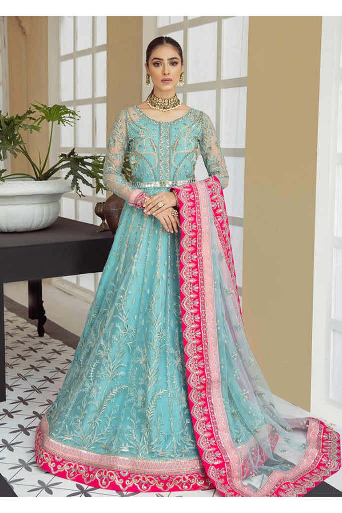 GULAAL | LUXURY FORMAL COLLECTION'21 | AIZAH Suit D-05