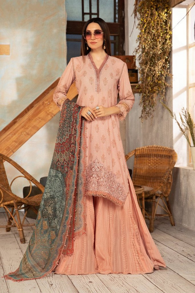 MARIA B | M.PRINTS WINTER COLLECTION'21 | MPT-1212-A
