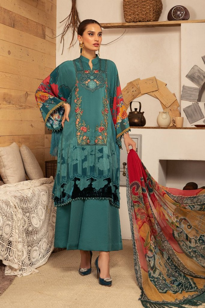 MARIA B | M.PRINTS WINTER COLLECTION'21 | MPT-1213-A